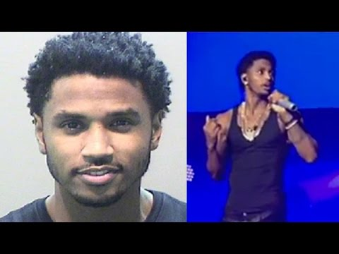 trey songz punches