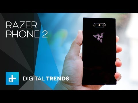 Razer Phone 2 fixes everything wrong with the original - Hands On Review