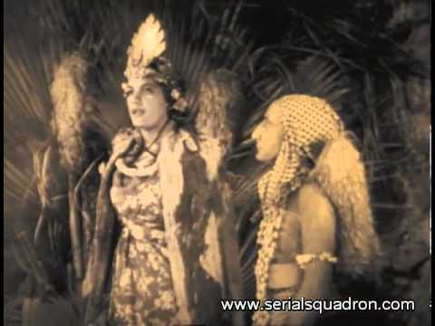 MALA, SECRET AGENT OF THE SOUTH SEAS Chapter 2 (Republic serial)