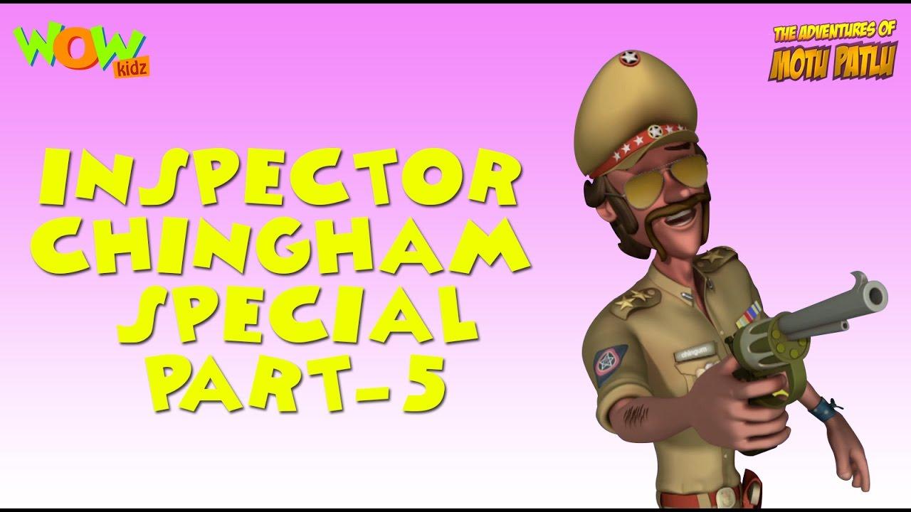 Inspector Chingam Special Motu Patlu Compilation Part 5 30