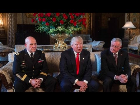 In Sharp Contrast with Flynn, Trump Appoints Establishment Figure to NSC