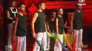 """""""RITMAS KITAIP"""" @ """"Lietuvos talentai"""" (pusfinalis)"""