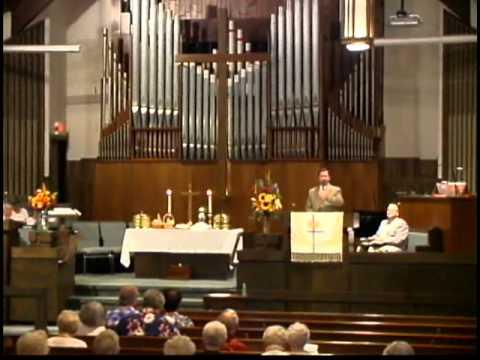 First United Methodist Church of Bella Vista - Traditional Worship - August 8, 2011