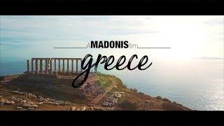 a story behind a flag | Greece Trip | Sony a6500 | Dji Mavic Pro
