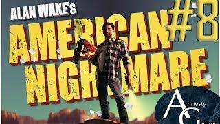 "Alan Wake American Nightmare - P8 ""Darling Wife"" Gameplay/Walkthrough 1080p! Xbox360/PS3/PC"