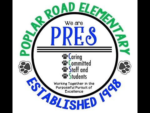 "Poplar Road Elementary School- ""Have It All"" Lip Dub"