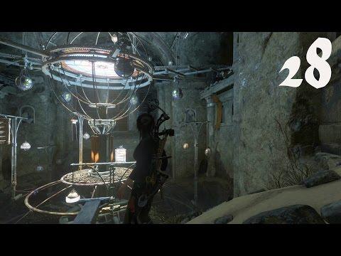 Rise of the Tomb Raider Walkthrough Part 28 (ITA) - Il Planetario