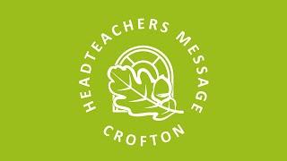 Headteacher's Welcome - Open Evening 2021