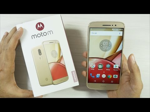 Moto M Unboxing & Overview a Metal Moto...