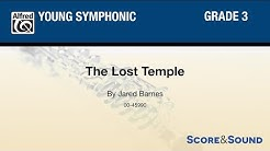 The Lost Temple, by Jared Barnes – Score & Sound