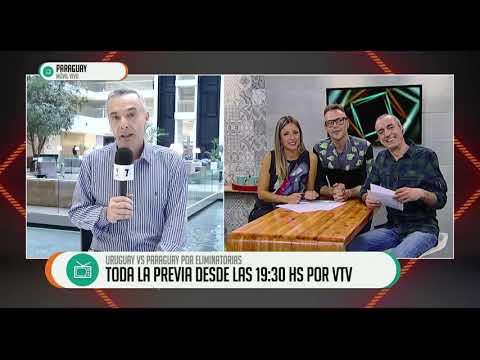 COLUMNA DE DEPORTES - JC DESDE ASUNCIÓN