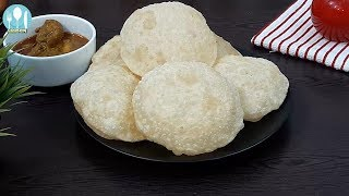Quick and Easy Homemade Luchi Bangla Recipe by Cooking Channel BD.