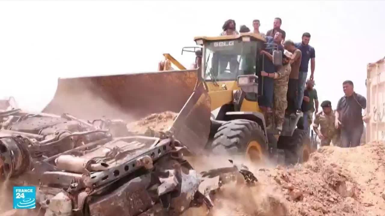 رئيس حكومة الوحدة الوطنية يشرف على إعادة فتح الطريق الساحلي بين شرق وغرب ليبيا  - نشر قبل 2 ساعة