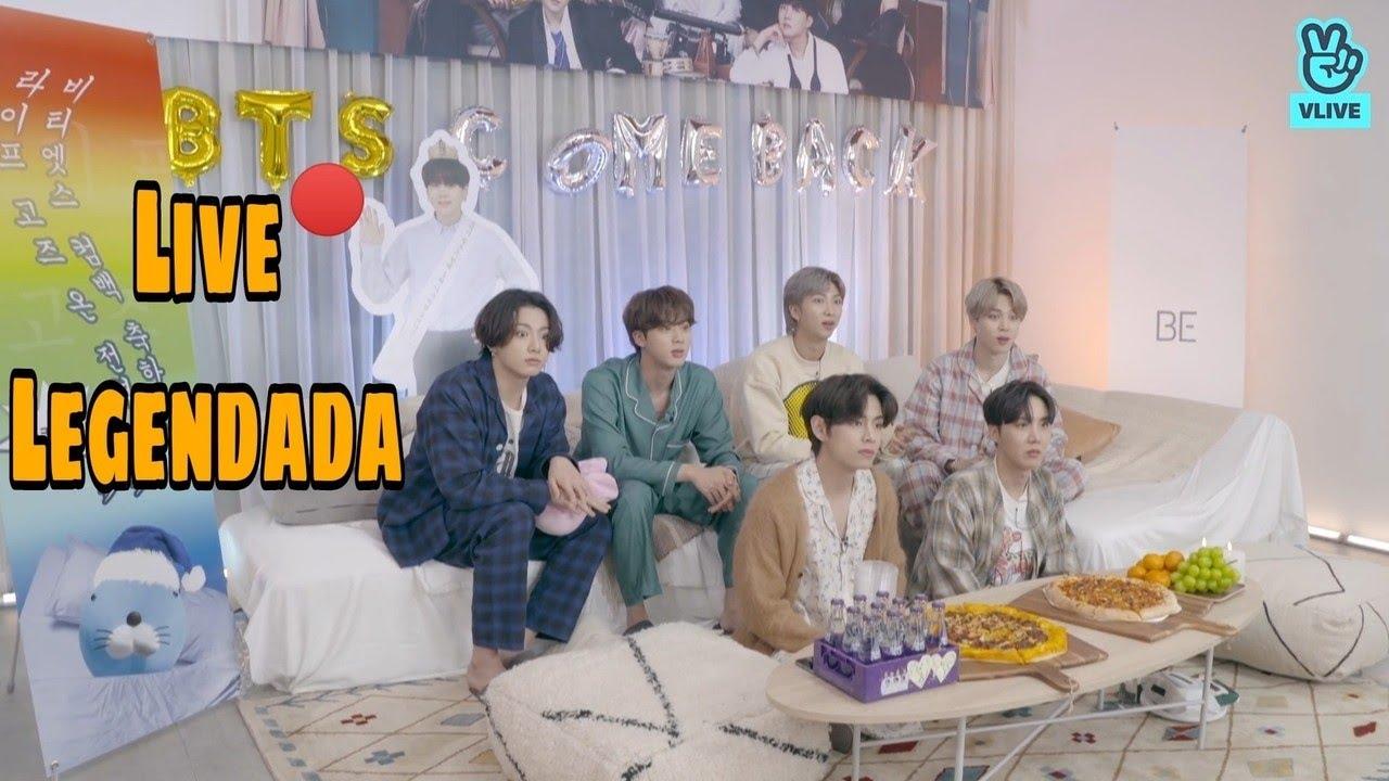 Download (Legendado-PT) BTS Live comeback 'Life Goes On'