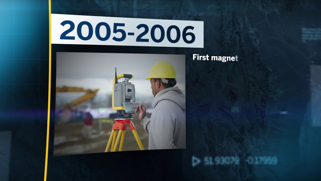 Trimble: A History of Outstanding Innovations