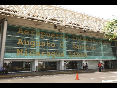 El mejor Aeropuerto Internacional de Nicaragua Augusto Cesar Sandino