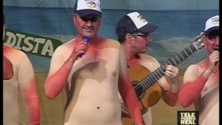 Chirigota Adultos ¡Ay, qué Calor! Carnaval 2017. Semifinal...