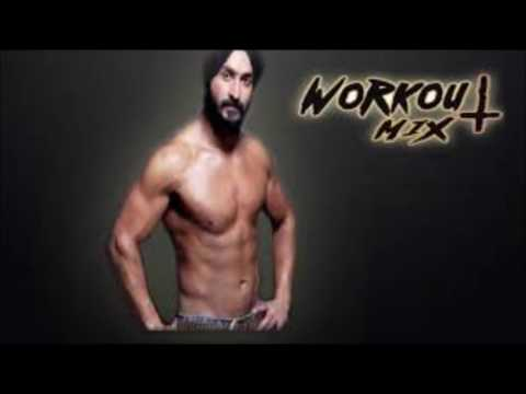Punjabi Workout Music Vol 3