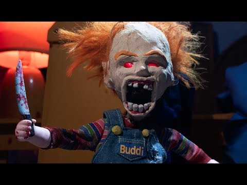 CHILD'S PLAY (2019) Lee Harcastle Claymation Exclusive HD