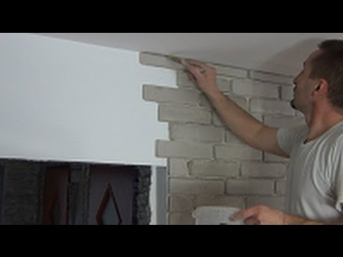 Jak Ułożyć Imitację Cegły Film Instruktażowy