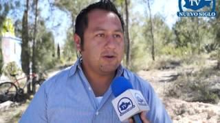 OAXACA NS TV INICIA CONSTRUCCION DE ARCO DE ENTRADA EN SAN JUAN BAUTISTA COIXTLAHUACA