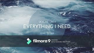 Everything I Need, Skylar Grey- Violin Cover [Aquaman Original Soundtrack]