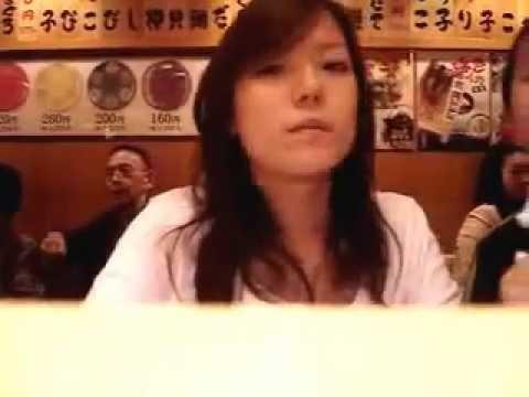 Sushi Camera 回転寿司にカメラを載せてみた