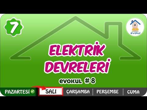 Elektrik Devreleri | 7. Sınıf #uzaktaneğitim #evokul Kampı