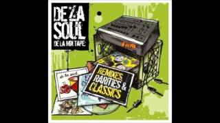 De La Soul   Stakes is High DJ Spinna Remix Instrumental