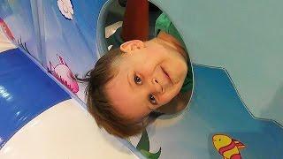 ? Vlog ПАРК РАЗВЛЕЧЕНИЙ Для Детей Amusement Park  Entertainment for children Отдых с Детьми