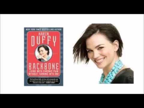 TDR 264 11118 Karen DUFF Duffy  Backbone Author Mtv