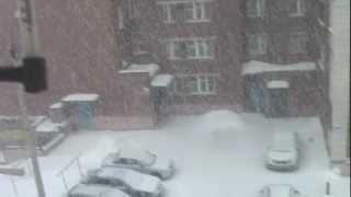 30 марта 2013 года. Россия, Мурманская область.(, 2013-03-31T12:17:44.000Z)