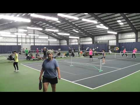 2016 Farmington Farms Pickleball Tournament Women's Doubles