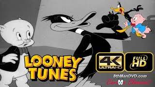 LOONEY TUNES (Looney Toons): Porky Pig's Feat (Porky Pig) (1943) [ULTRA HD 4K Cartoons for Children]
