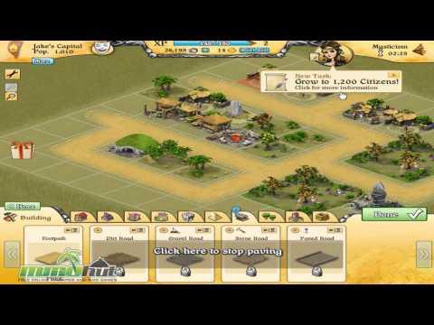 City of Wonder Gameplay Footage
