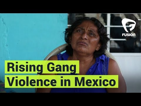 Family Killed by Gang Violence in Mexico