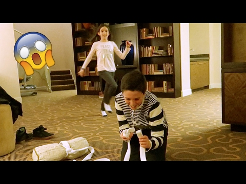 FANCY HOTEL ROOM PRANK!!