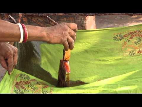 Batik Project of West Bengal