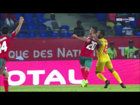 CAN 2017 Maroc vs Togo AFCON 2017  3-1