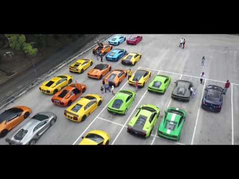 Lamborghini Owners Malaysia - Charity Malacca Drive