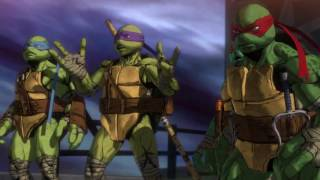 Teenage Mutant Ninja Turtles: Mutants in Manhattan | Launch trailer | PS4