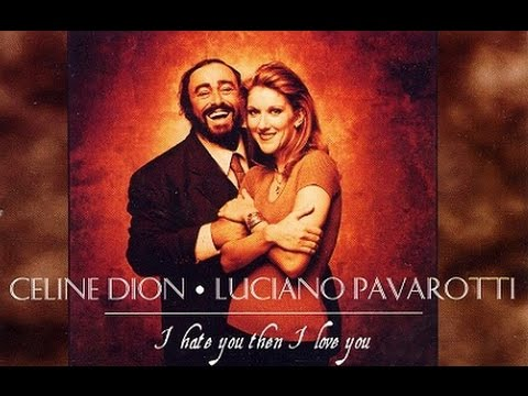 C line Dion - Because You Love Me Lyrics