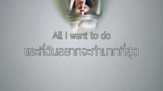 LINKIN PARK - Numb (ซับไทย) [Thai Lyrics]