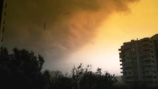 Усраться от такой погоды можно!!! Непогода в Молдове