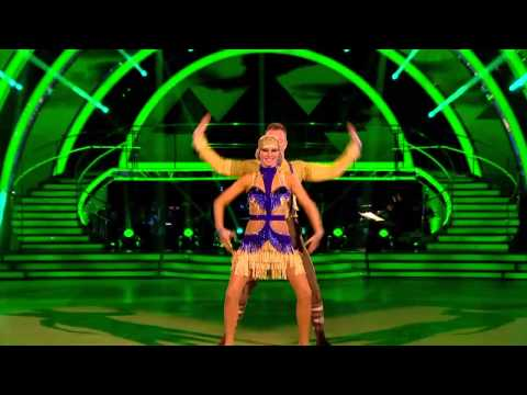 Denise van Outen & James Jordan - Charleston - Strictly Come Dancing 2012 - Week 7 - Long Edit
