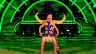 Denise van Outen & James Jordan - Charleston - Strictly Come Dancing 2012 - Week 7 - Long Edit