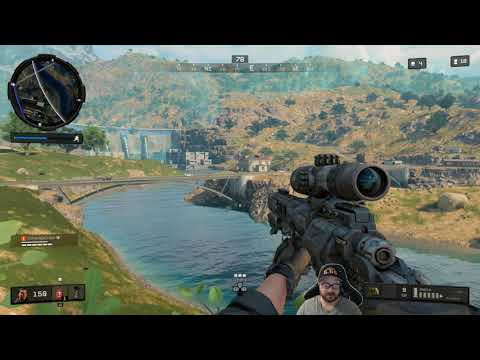 The First Win on COD: Blackout Full Release!