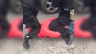 В Одесі затримали небезпечного кримінальника, який поранив двох поліцейських