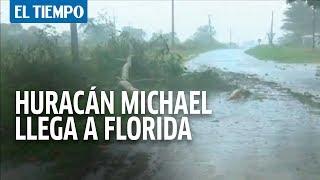 Así llegó el huracán Michael a Estados Unidos | EL TIEMPO