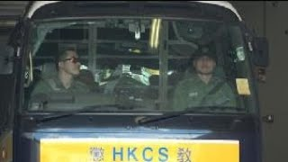 """香港非法""""佔中""""多名策劃及組織者判囚入獄"""